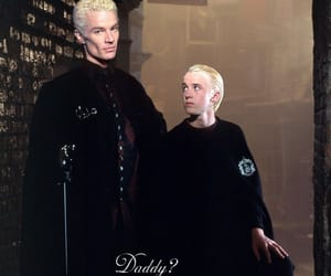 btvs, draco malfoy, and harry potter image