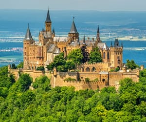 castle, castles, and germany image