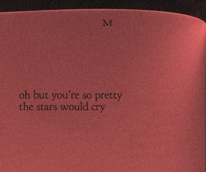 cry, deep, and poetry image