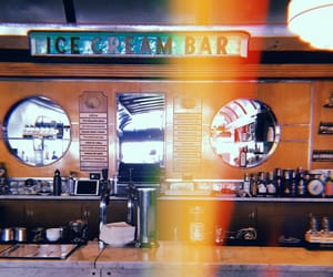 bar, vintage, and bay area image