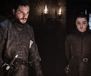 hbo, stark, and got image