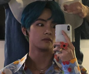 aesthetic, idol, and asian image
