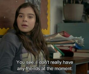 quotes, movie, and friends image