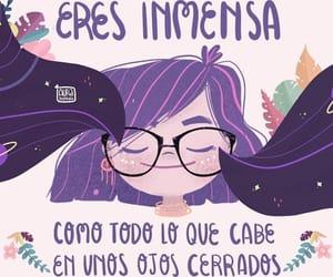 ilustracion, vida, and frases español image