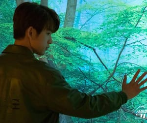 park jinyoung, got7, and he is psychometric image