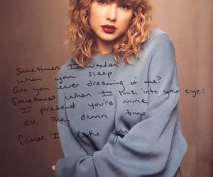 Lyrics, quotes, and Taylor Swift image