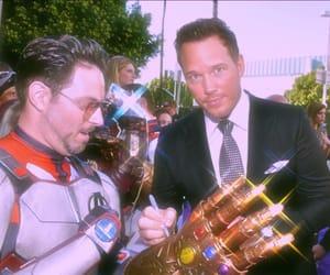 Avengers, Marvel, and chris pratt image