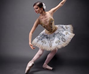 ballet, inspiracao, and photography image