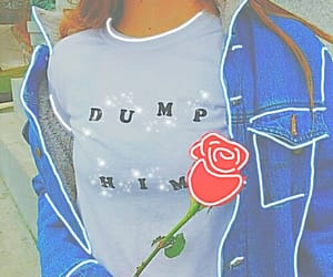 fashion, we heart it, and dump him image