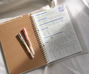 notes, school, and goals image