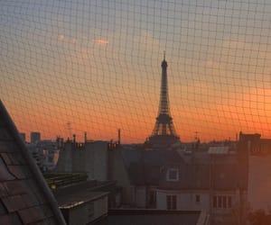 france, paris, and city image
