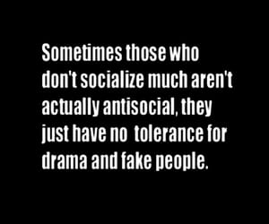 antisocial, bff, and drama image