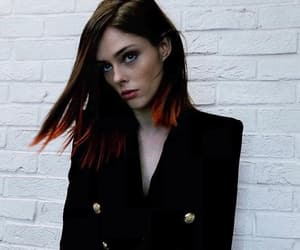 Coco Rocha, hair, and hairstyle image