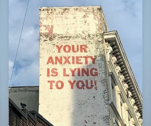 anxiety, brain, and death image