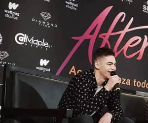 after, after movie, and hero fiennes-tiffin image