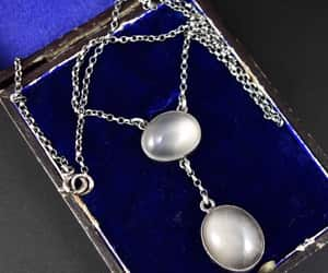 anchor, antique, and moonstone image