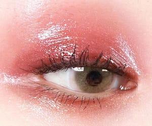 aesthetic, beautiful, and eyelashes image