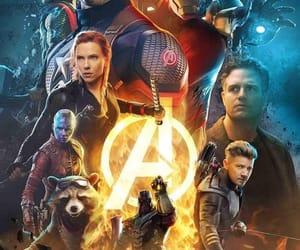 Avengers, endgame, and black widow image