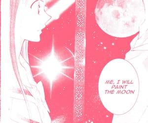pastel, manga couple, and pink manga image