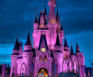 disney, beautiful, and castle image