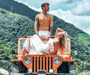 adventure, beautiful, and couple image