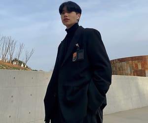 aesthetic, fashion, and korean boy image