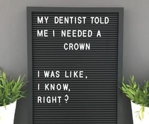 board, crow, and dentist image