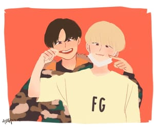 fanart, sope, and yoongi image