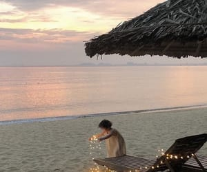 aesthetic, beach, and inspiration image
