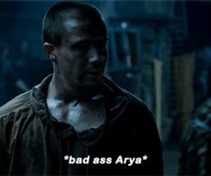 gif, arya stark, and gendrya image