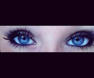 awesome, blue eyes, and bright image