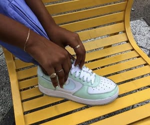 nike, fashion, and sneakers image