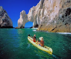 beaches, culture, and mexico image