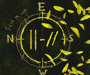 twenty one pilots and trench image