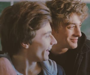 aesthetic, lucas, and skam image