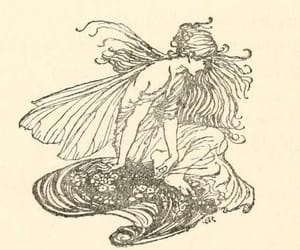 art, arthur rackham, and book image