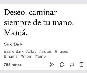 amor, deseo, and mama image