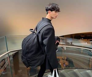 aesthetic, korean boy, and boys image