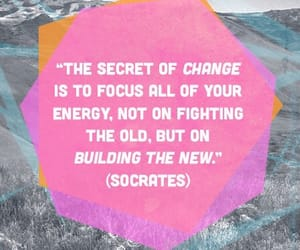 quotes and change image