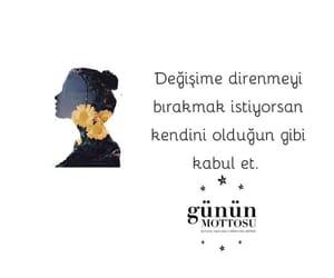 motto, alıntı, and türkçe sözler image