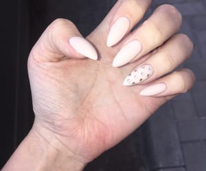 beautiful, hand, and manicure image