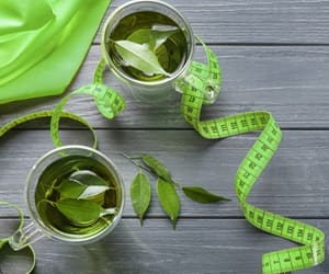 green tea, nutrition, and weight loss image
