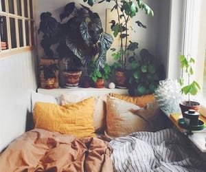 bedroom, cosy, and cozy image