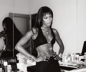 Naomi Campbell, model, and style image