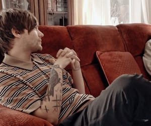 two of us, louis tomlinson, and video image