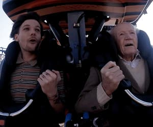 gif, louis tomlinson, and music video image