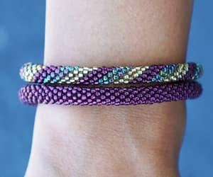 bracelets, sashka co, and handmade jewelry image