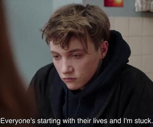depression, skam, and stuck image