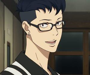 anime, kaze ga tsuyoku fuiteiru, and anime boy image