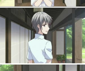 anime, fruits basket, and anime couple image